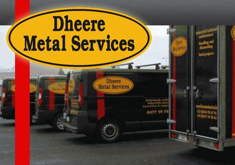 Dheere Metal Services bvba cover
